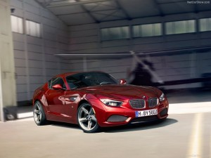 BMW Zagato Coupe koncept