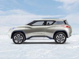 Nissan TeRRA koncept