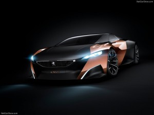 Peugeot Onyx koncept